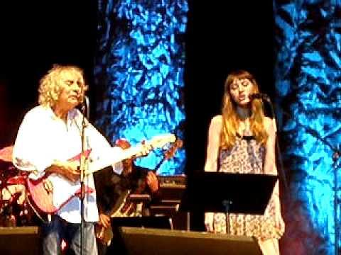 James Burton International Guitar Festival - Albert Lee and his daughter ...