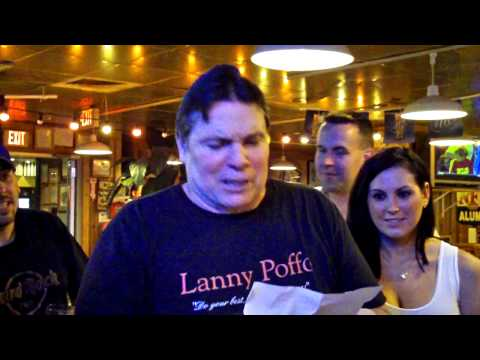 party city sign. Lanny Poffo Bachelor Party,