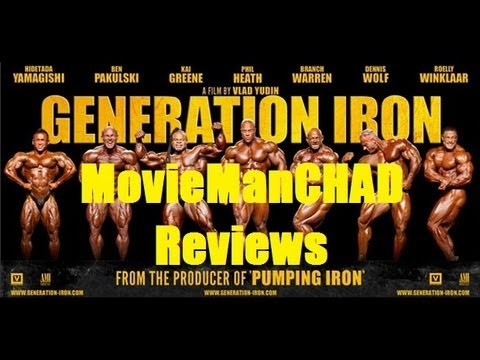 Generation Iron 2013 Movie Review By Moviemanchad