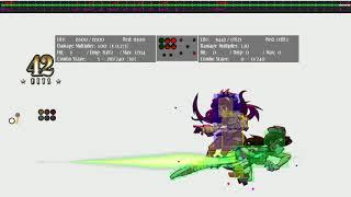 Skullgirls- Valentine Exbella 2.1 meter 13.9k combo