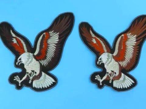 large size flying eagle upwing motorcycles biker craft wholesale wholesalesarong.com