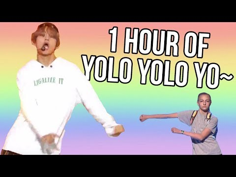 1 Hour of BTS Doing the Backpack Kid Dance