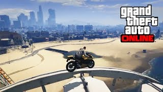 GTA 5 - Top 10 Stunts ! Plus de limites