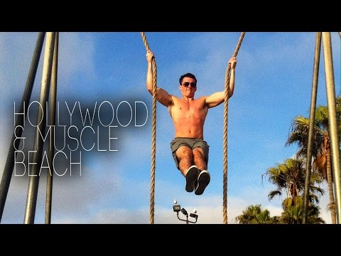 Sttv: 'californivacation' Hollywood: Walk Of Fame, Venice Muscle Beach video
