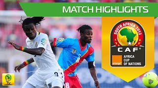CAN Orange 2013 | Ghana 2-2 RD Congo