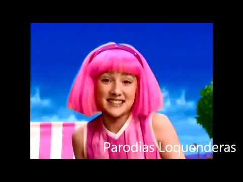 LOQUENDO  El prostíbulo de Lazy Town - Parte 3