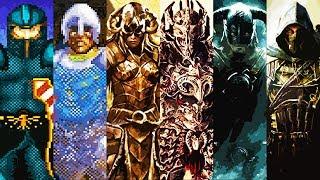 The Elder Scrolls   Ultimate Theme Mashup