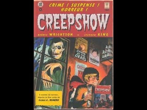 Creepshow 2 Trailer Creepshow 2 Trailer Youtube