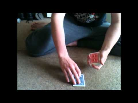 first card trick - Feedback Please