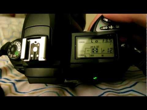 Nikon D70 Full Review