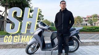 Vì sao người Việt thích Honda SH?