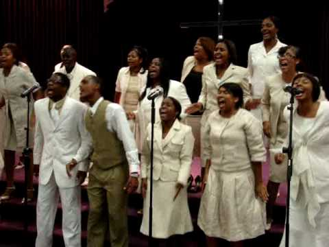Since I laid my burdens down -MOLF choir
