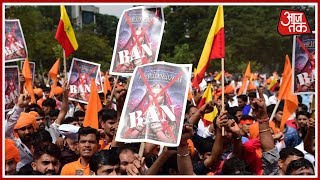 Download 100 Shehar 100 Khabar | Agitation Against 'Padmavati' Intensifies All Over The Country 3Gp Mp4