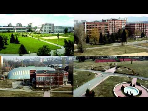 NATIONAL SPORTS ACADEMY - Sofia, Bulgaria