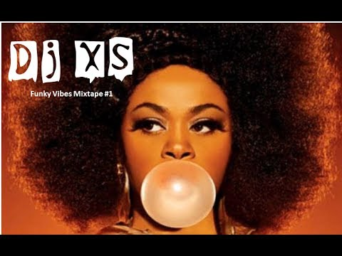 Dj XS 80's Funk Music Mix - 70's & 80's Funky Vibes Mixtape - Free Download