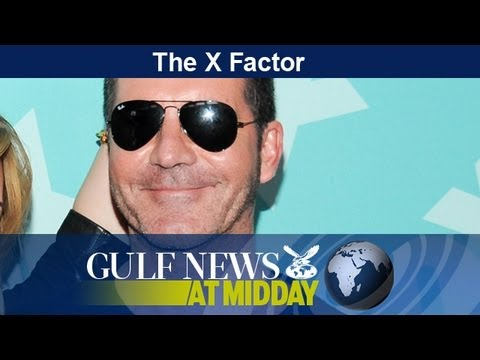 Simon Cowell adds Kelly Rowland and Paulina Rubio at The X Factor - GN Midday Tuesday May 21 2013