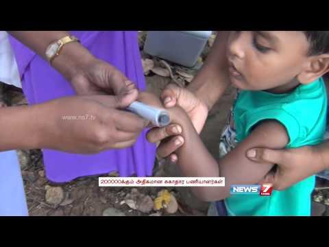 Polio immunization drive to be held in Chennai