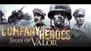 [Jak zagrać w]:Company of Heroes Tales of Valor LAN Multiplayer Na Tunngle