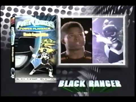 Fox Home Ent. - 17 Power Rangers HV Promo (2001).flv