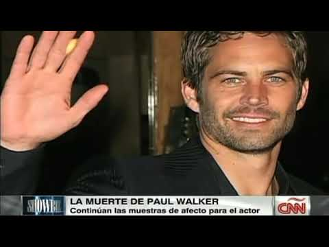 Autopsia determina causas de muerte de Paul Walker