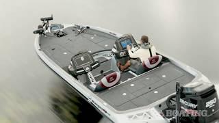 Ranger Boat Factory Tour   Hull Lamination