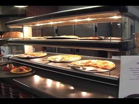 Elizabethtown College Cafeteria Tour