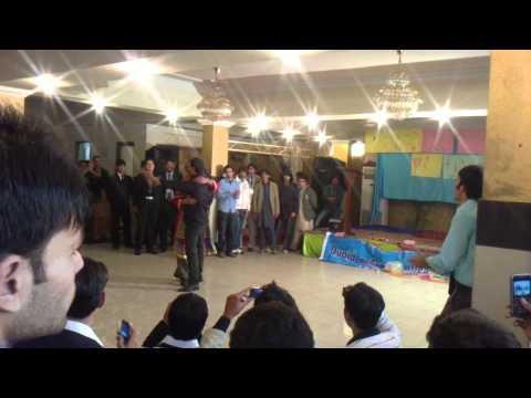 Pregda Marha From Babar Alam Of Qacc video