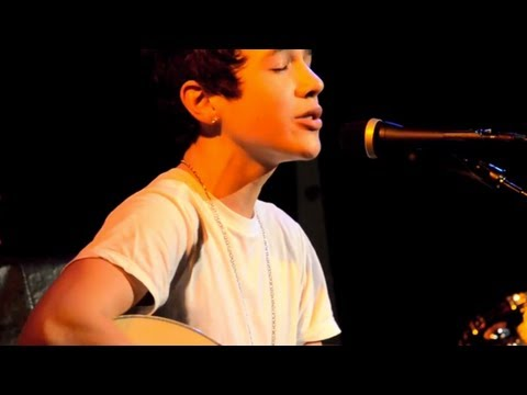 Austin Mahone - Let Me Love You - Live in New York - Mario cover Music Videos