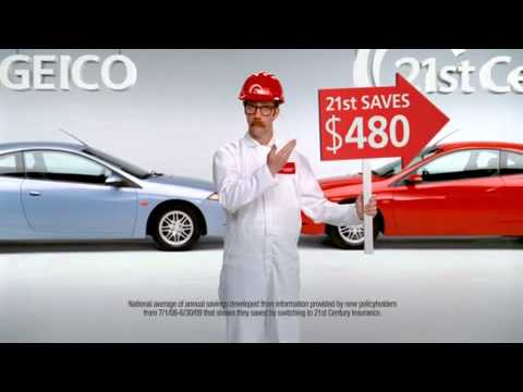 _Door Dings_ Commercial- 21st Century Auto Insurance_ Same G.mp4
