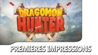 Premières impressions sur Dragomon Hunter - Gameplay Primateus FR HD