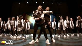 NDK Company | FRONTROW | World of Dance Spain 2015 | #WODSP15