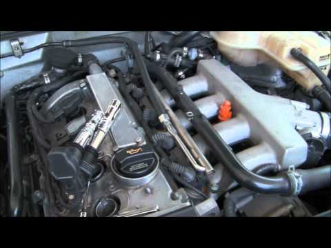 2004 Audi A4 : Coolant Flange Replacement PART 1