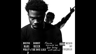 The Box + That's What I Like - Bruno Mars, Roddy Ricch(Mashup Remix)