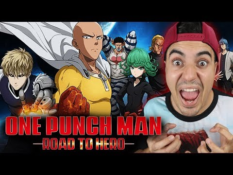 Jogo Oficial de ONE PUNCH MAN: ROAD TO HERO - Game INSANO para Celular - Fred | Anime Whatever