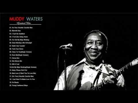 Muddy Waters Greatest Hits   Muddy Waters Best Songs