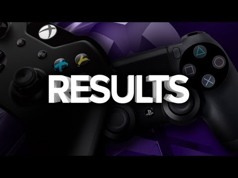 Xbox One vs. PS4 - The Results - IGN Versus