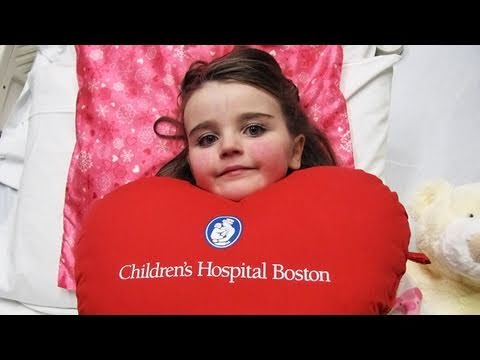 Avery Toole's Open-heart Surgery At Boston Children's Hospital video