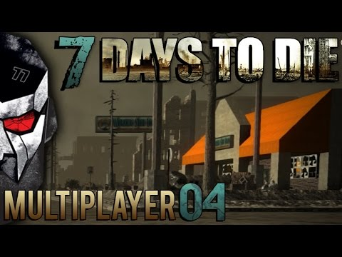 7 Days to Die Multiplayer — «Viking Team Killer!!» — E04 | Docm77