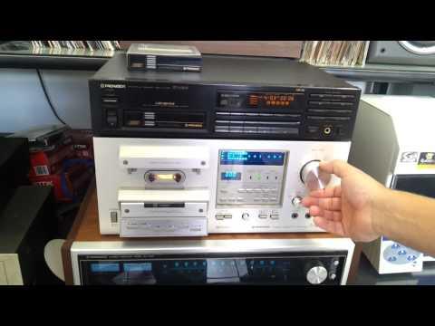 [NEW] Pioneer PD-M455 Multi-CD Deck [HD]