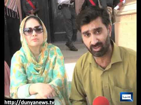 Dunya News-21-06-2012-MPA Seemal Kamran's Issue