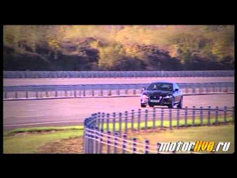 Тест Jaguar XF Diesel 2011