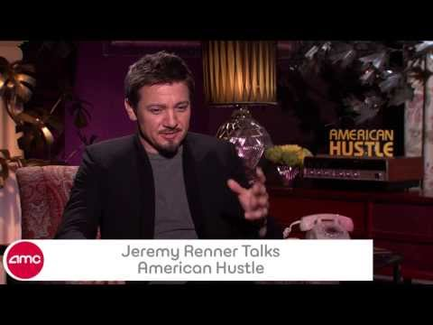 Jeremy Renner Chats AMERICAN HUSTLE with AMC
