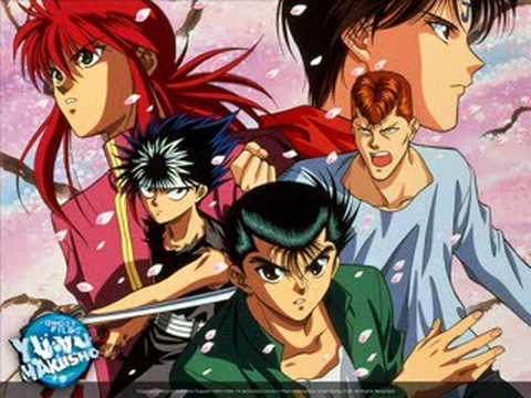 Yu Yu Hakusho Ending Song 2 Full video