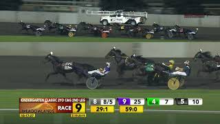 KINDERGARTEN CLASSIC 2YO C&G TROT 2ND LEG - RACE 9 - JULY 19, 2019