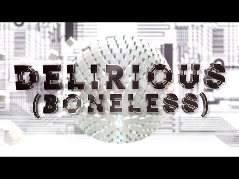 Steve Aoki, Chris Lake & Tujamo feat. Kid Ink - Delirious (Boneless) [Official Lyric Video]