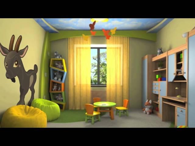 Kits de vinilos decorativos infantiles de TeleAdhesivo