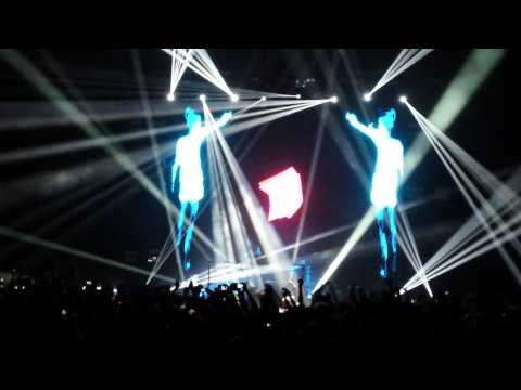 Porter Robinson Worlds Tour @ Forum Melbourne (Opening)