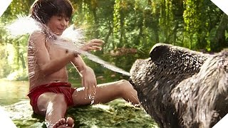 Disney's THE JUNGLE BOOK - The Story of the Movie (2016)