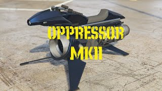 GTA 5|| How to get MG's and Missiles on the DLC Oppressor MKII