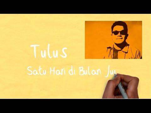 download lagu Tulus - Satu Hari Di Bulan Juni gratis